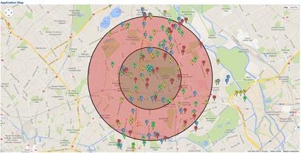 Google Maps API geocoding